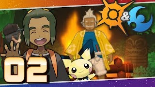 Pokémon Sun and Moon - Episode 2 | The Fighting Festival! by Munching Orange