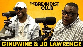 Video Ginuwine And JD Lawrence On Their New Show, TGT, Infidelity + More MP3, 3GP, MP4, WEBM, AVI, FLV Juni 2018