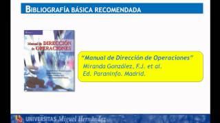 Umh1798 2012-13 Lec00 Introducción