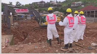 More than 400 people have died and 600 others are still missing following deadly floods in Sierra Leone.. Disturbed by the ...