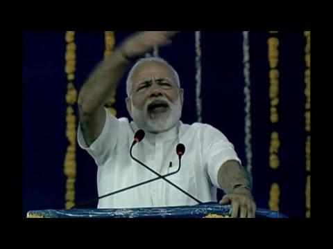 PM Narendra Modi to dedicate Phase I of SAUNI Project to the nation in Gopalanand Nagar, Botad, Gujarat