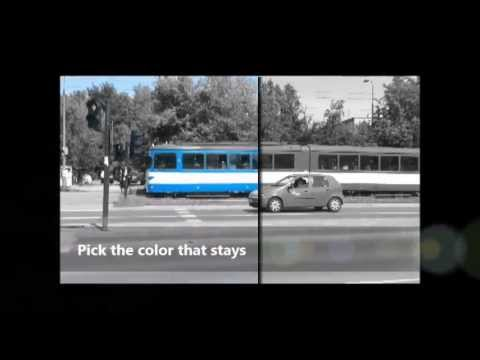 Video of Movie Booth: Color Effect