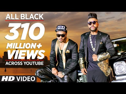 Download All Black Full Song | Sukhe | Raftaar |  New Video  2015 | T-Series HD Mp4 3GP Video and MP3