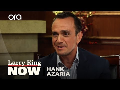 Hank Azaria - Actor Hank Azaria shares some of the voices that he is known for on