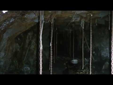 Uskaltaisitko mennä tähän kaivokseen? – Kuumottaa hieman