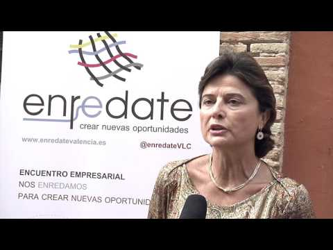 Entrevista a María José Ortolá, Promoción de Emprendedores Consellería de Economía, Enrédate Alzira