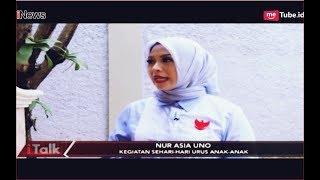 Download Video Intip Kesibukan Nur Asia Uno, Emaknya Partai Emak-emak Part 01 - iTalk 20/01 MP3 3GP MP4