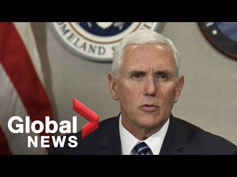 """Video - Αντιπρόεδρος ΗΠΑ: """"Μέχρι το 2024 θα έχουμε επιστρέψει στη Σελήνη"""""""