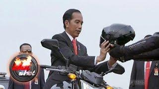 Video Aksi Presiden Jokowi Naik Motor di Asian Games Sedot Perhatian Dunia - Hot Shot 19 Agustus 2018 MP3, 3GP, MP4, WEBM, AVI, FLV Agustus 2018