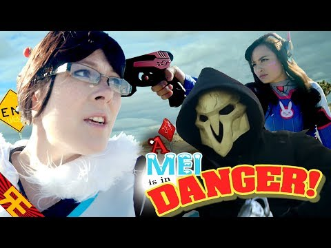 A Mei Is In Danger! - An Overwatch Christmas Song
