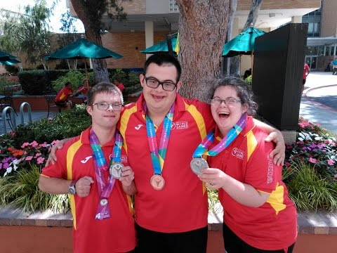Watch video La Tele de ASSIDO - Deporte: Summer Games Special Olympics Los Ángeles