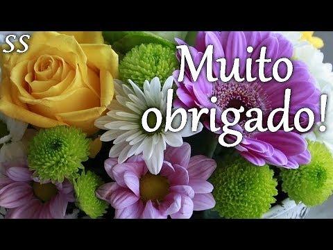 Frases de amigos - Agradeça alguém especial com essa mensagem cheia de lindas flores! WhatsApp/Facebook