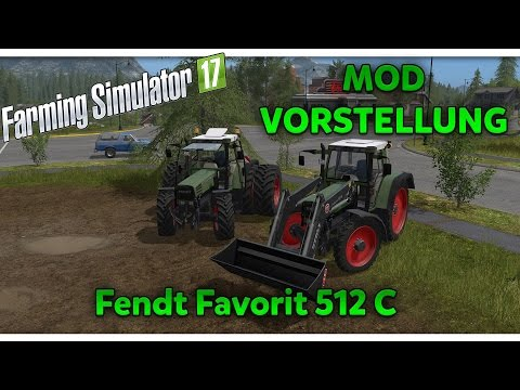 Fendt Favorit 512 C v4.0