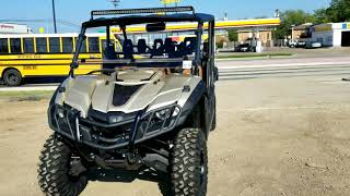 2. 2019 Yamaha Viking VI EPS Ranch Edition