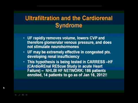 Cardiology Grand Rounds: Decongestive Strategies in Acute Heart Failure