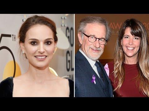 Patty Jenkins and Steven Spielberg React to Natalie Portman's Best Directors Dig