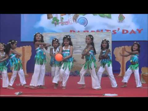 Save the Environment Dance