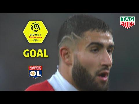 Goal Nabil FEKIR (65' pen) / AS Saint-Etienne - Olympique Lyonnais (1-2) (ASSE-OL) / 2018-19