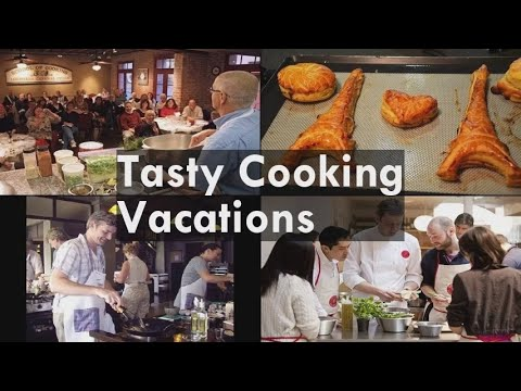 Tasty Cooking Vacations