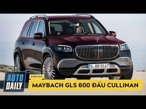 Khám phá và giá bán SUV siêu sang Maybach GLS 600 2021 @ vcloz.com