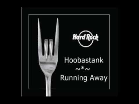 Tekst piosenki Hoobastank - Running away po polsku