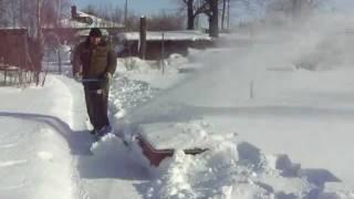 снегомет ЗУБРЕНОК М.MOV