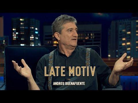 LATE MOTIV - Guillermo Fesser. 'Mi amigo invisible'  | #LateMotiv335 (видео)