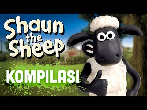 Shaun the Sheep - Season 4 Compilation (Episodes 11-15) (видео)