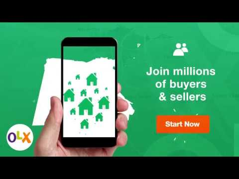 OLX - Buy or Sell Your House on the Biggest R.E Marketplace