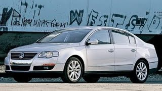 2007 Volkswagen Passat - First Drive Review - CAR And DRIVER