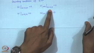 Mod-01 Lec-38 Vibrations Of Rectangular Plates
