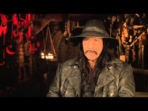 Dead in Tombstone (2013) Exclusive: Danny Trejo (HD) Danny Trejo, Mickey Rourke