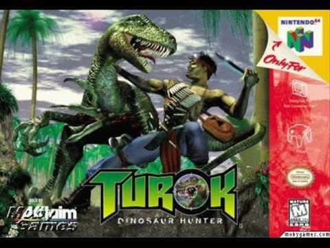 Turok Dinosaur Hunter Cave OST