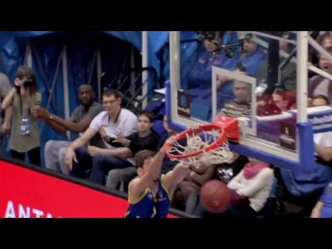 Top 5 Plays 7DAYS EuroCup Quarterfinals Game 2