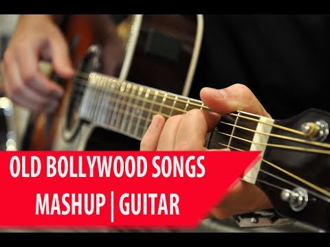 Bollywood Old Songs Mashup | Guitar Lesson