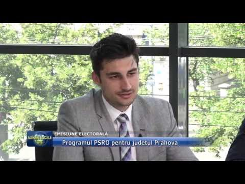 Emisiunea Electorală – 1 iunie 2016 – PSRO