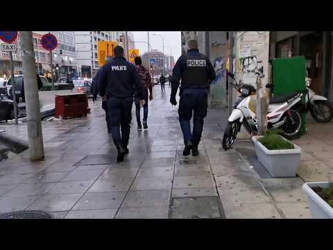 Video - Θεσσαλονίκη: Αιματηρό επεισόδιο μεταξύ αλλοδαπών (pics&video)