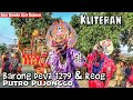 Download Lagu DEVIL'S  CREW Singo Barong & Reog Kliteran Pentas Keliling Kampung Bendo Asri (Lereng Gunung Pandan) Mp3 Free