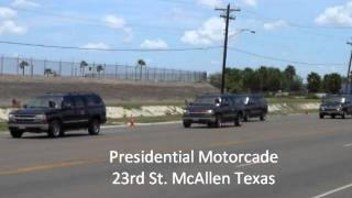 Mcallen (TX) United States  city pictures gallery : Air Force One McAllen Texas