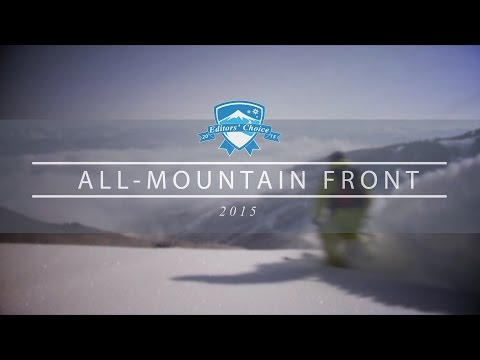Video Roundup: 2015 Best Women's All-Mountain Front Skis