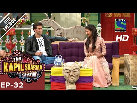 The Kapil Sharma Show-दी कपिल शर्मा शो- Ep-32-Team Mohenjo Daro in Kapil's Show–7th Aug 2016 (видео)
