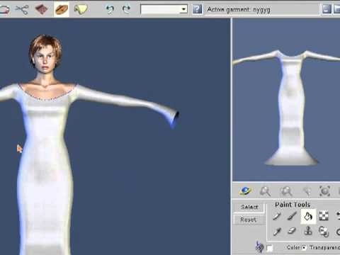 Tutorial Básico De Virtual Fashion Works