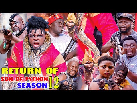 RETURN OF SON OF PYTHON SEASON 12- NIGERIAN MOVIES 2020 LATEST FULL  MOVIES