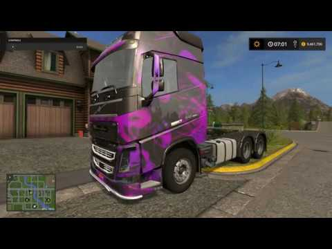 Volvo FH 540 Dragon v1.0