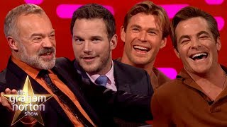 Video Graham Norton Loves Men Called 'Chris' | The Graham Norton Show MP3, 3GP, MP4, WEBM, AVI, FLV September 2019
