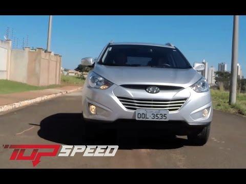 Avaliação Hyundai IX35 2015 | Canal Top Speed