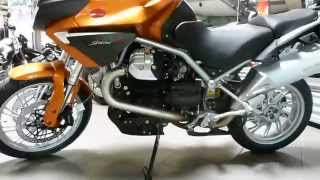 6. Moto Guzzi NTX Stelvio 1200 75 Hp 2012 * see also Playlist