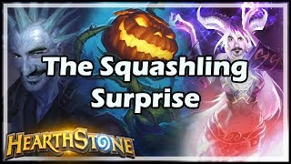 The Squashling Surprise - Witchwood / Hearthstone