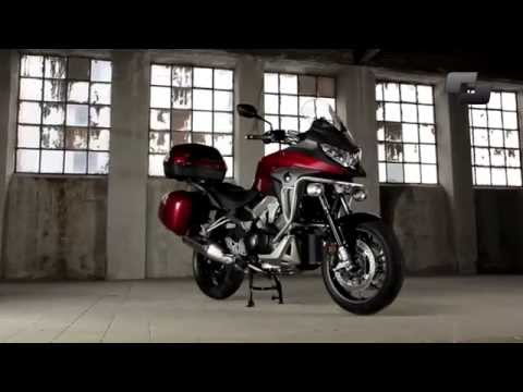 Vídeos de la Honda VFR800X Crosrunner de 2014