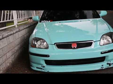 Seyyar Slammed Honda:Civic // Stance Nation